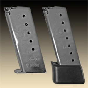 Kimber Solo 6RD and 8RD Magazines