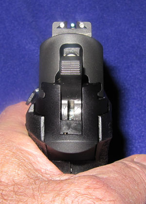 SIG Sauer P226 Sight Picture