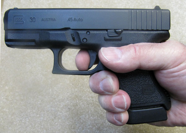 Glock 30 Review - Glock 30SF Review
