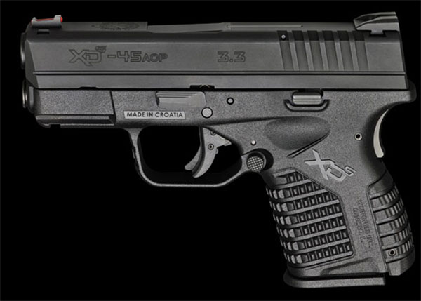 Springfield XD-S Single Stack 45